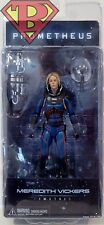 """MEREDITH VICKERS Prometheus 7"""" Deluxe Action Figure Series 4 The Lost Wave 2017"""