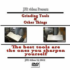 Grinding Tool Bits and Other Things (DVD) lathes / lathe tools