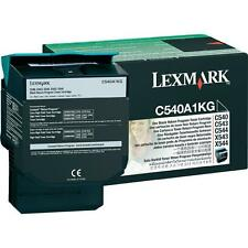ORIGINAL LEXMARK TONER C540A1KG für C5430DN C544DN C544DTN C544DW C544N Black