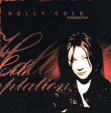 Temptation Holly Cole MUSIC CD