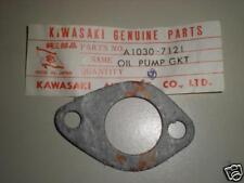 NOS Kawasaki Oil Pump Gasket 1966 A1 751P0800 QTY4