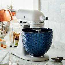 KitchenAid Keramikschüssel 4,8L / 4,7L Mermaid Lace Blue/Blau OVP limitiert