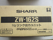 Sharp ZW-162S PLC DC Output Module DC12/24V NEW!!! in Factory Box Free Shipping