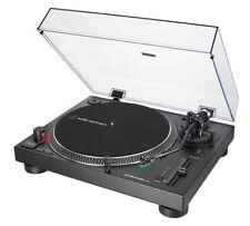 Audio Tech AT-LP120X Usb Manual DIRECT-DRIVE TURNTABLE-Negro PC MAC copia