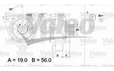 VALEO Alternador para CITROEN SAXO BERLINGO PEUGEOT 206 106 PARTNER 306 437345