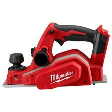 Milwaukee 2623-20 M18 18-Volt 3-1/4-Inch Planer w/ Bevel/Edge Guide - Bare Tool
