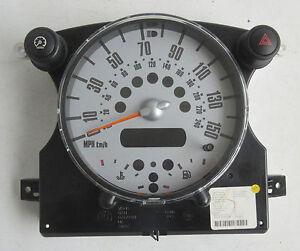 Genuine Used MINI Instrument Cluster Speedo Clocks for R50 R52 R53 - 6924905