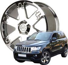 4x Alufelgen 9x22 Jeep Grand Cherokee WK (2011-) Felgen Alufelge Felge Wheels
