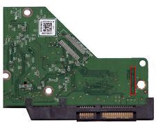 PCB Controlador 2060-771824-005 wd10eurx-63fh1y0 DISCO DURO electrónica