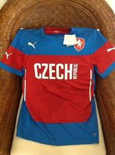 Puma Czech Republic training jersey new with tags Size S Men's