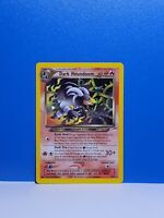 Dark Houndoom 7/105 Neo Destiny Holo Original 151 Rare Pokemon