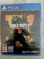 Call of Duty Black Ops 4 IIII IV (Sony PlayStation 4 PS4) Brand New UK IMPORT