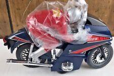 Vintage 1980's Radio Shack Remote Control Bmw Motorcycle W Original Box