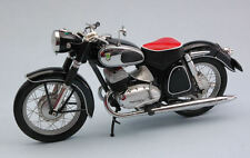 Dkw Rt 350 Black Motorbike 1:10 Model 6572 SCHUCO