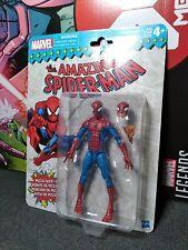 Marvel Legends pizza spidey spiderman retro vintage card