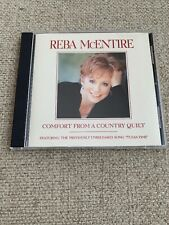 REBA McENTIRE OOP CD Comfort from a Country QUILT Tulsa time .unreleased track