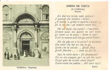 VENEZIA - Ospedale  -  RAFA ( Raffaello Michieli poeta dialettale veneziano )