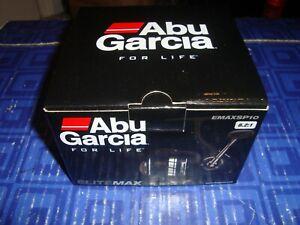 Abu Garcia EMAXSP10 Revo Elite Max Spin reel, 7 brg, 14lb carbon drag