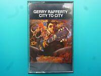 "GERRY RAFFERTY  "" CITY TO CITY ""  CASSETTE"