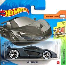 Hot Wheels 1/64 Único Mclaren P1 Custom Real Riders Serie Exotics .2020