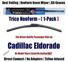 Super Premium NeoForm Wiper Blade Qty 1 fits 1970-1985 Cadillac Eldorado - 16180