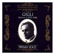 Beniamino Gigli Vol. 2 1925-194 CD