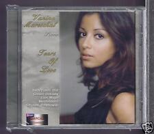 VANINA MARESCHAL CD NEW TEARS OF LOVE BACH BUSONI BLET CHOPIN DEBUSSY LISZT