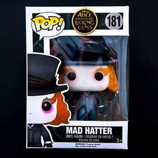 Alice In Wonderland Through The Looking Glass Mad Hatter Vaulted Funko Pop Vinyl