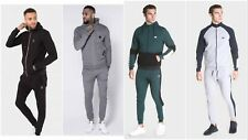 883 Police Mens Designer Full Jogger Set Hoodie Jogger Bottoms Track Suits