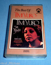 MADE IN INDONESIA:TIMI YURO - The Best Of Timi Yuro,TAPE,Cassette,