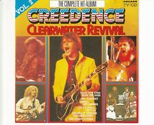 CD CREEDENCE CLEARWATER REVIVAL	the complete hit album vol 2	HOLLAND 1987(B5296)
