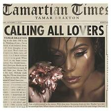 Calling All Lovers 0888750389626 by Tamar Braxton CD