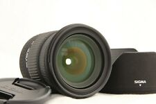 【 MINT w/ Hood 】 SIGMA DC 17-70mm f/2.8-4.5 Macro for CANON EF from JAPAN