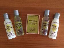 Crabtree & Evelyn - Travel Toiletry/Amenity Set - Verbena & Lavender de Provence