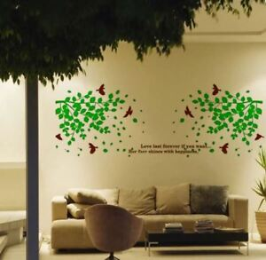 DIY Psalm of Life Wall Stickers Home Decorating Photo (multicolor)