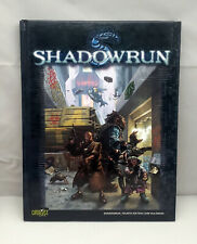 Shadowrun RPG Core Rulebook 4th edition HC by Catalyst Game Labs. Free Ship US
