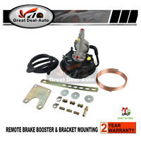 VH44 Remote Brake Booster & Bracket Mounting fit for Fairlane Falcon XP XR XT