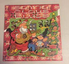 Santa Claus Blues LP/Louis Armstrong/Bobby Hackell/Lionel Hampton/Benny Carter