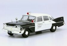 Plymouth Savoy Oklahoma USA 1:43 DeAgostini World's Police Car #21