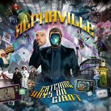 Alphaville - Catching Rays On Giant (UK IMPORT) CD NEW