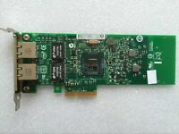 DELL NETWORK CARD DUAL PORT PCI-E 1 GIGABIT NETWORK CARD 9NG48