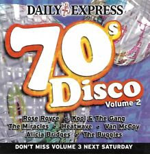 70s Disco Volume 2 - Promotional CD