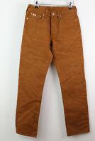 DARTISAN Orange Trousers Size 32