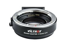 Viltrox EF-EOS M2 Lens Adapter AF 0.71x Speed Booster for Canon EF Lens to EOS-M