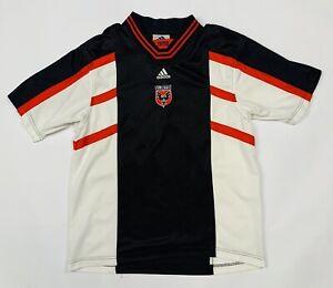 EUC Vintage 1997 DC United MLS Adidas Soccer Jersey Sz M Rare