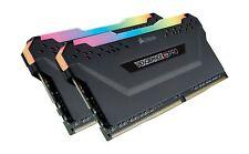 CORSAIR Vengeance RGB PRO 16GB (2x8GB) DDR4 3200MHz C16 LED Desktop Memory - ...
