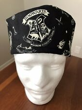 Harry Potter Men's Surgical Scrub Hat - Skull Cap