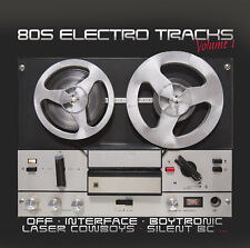 CD 80 S Electro Tracks vol.1 de Various Artists