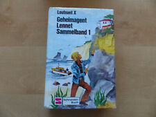 Geheimagent Lennet - Leutnant X - Sammelband 1 ausgebildet Auftrag Saboteure