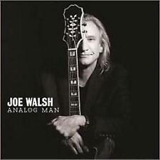 Joe Walsh Analog Man Digipak CD NEW